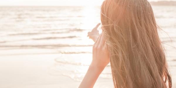夏の頭皮ケア