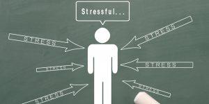 ストレスで肌荒れに?ストレスと肌の関係